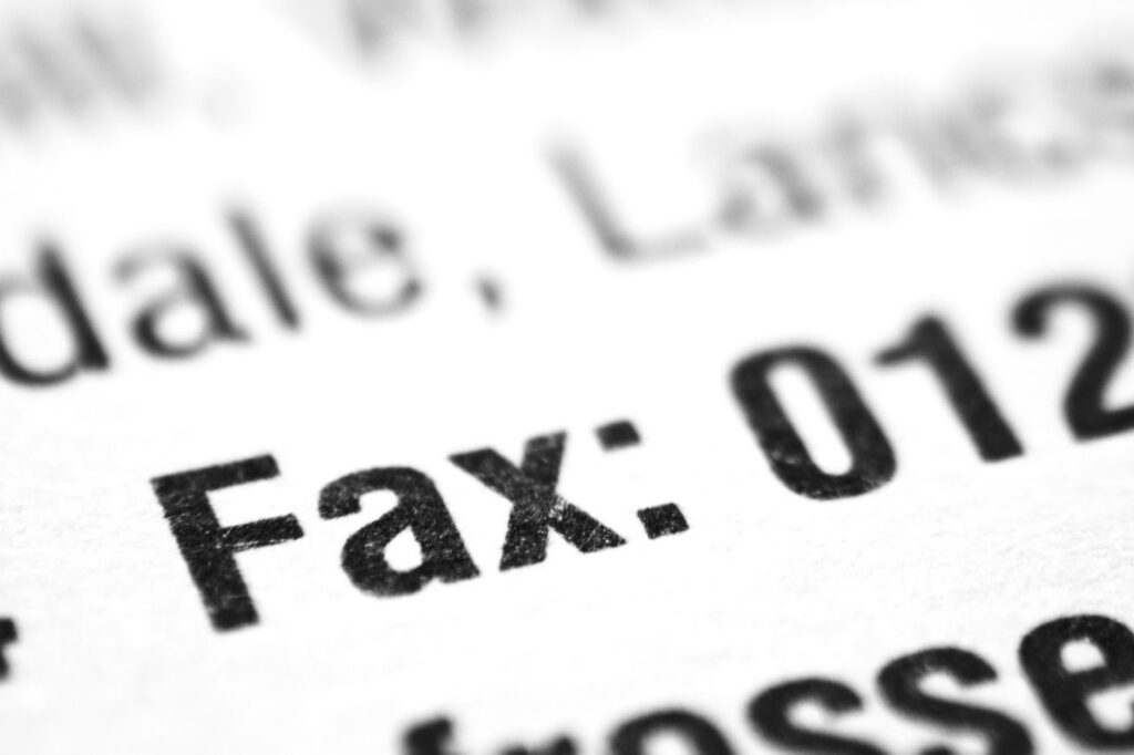 benefits of using enterprise cloud fax services ifax