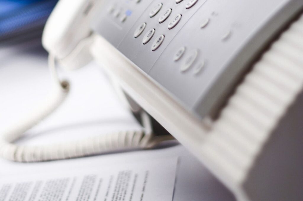 how online fax works with ifax