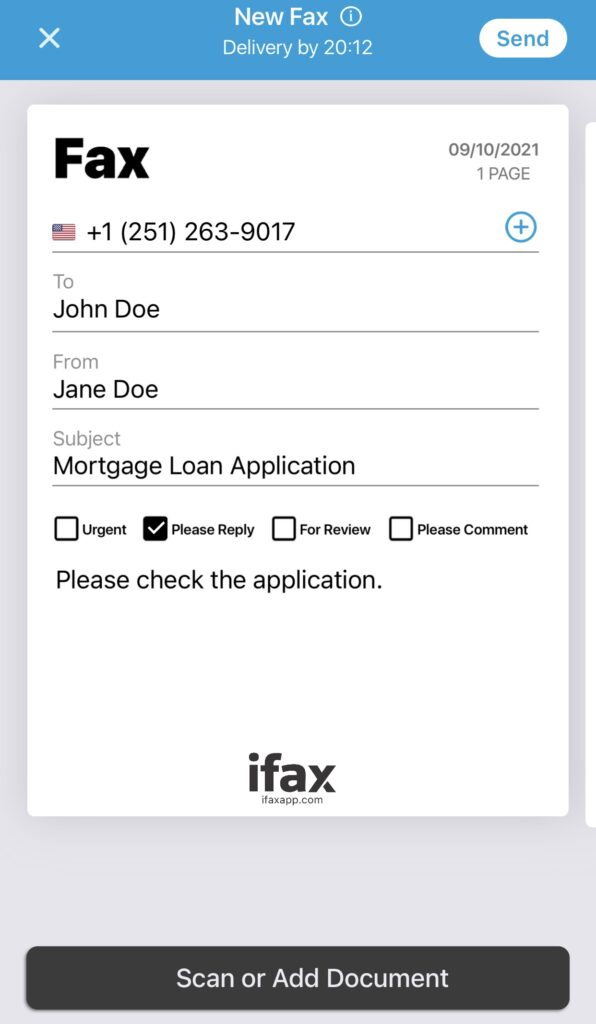 send fax for free with fax cover sheet