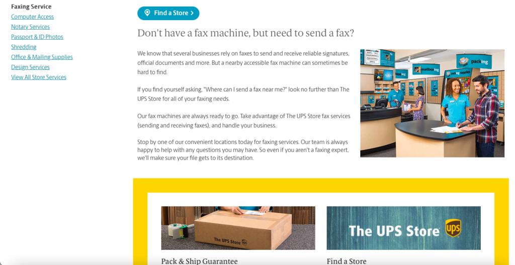 ups-fax-services-near-me