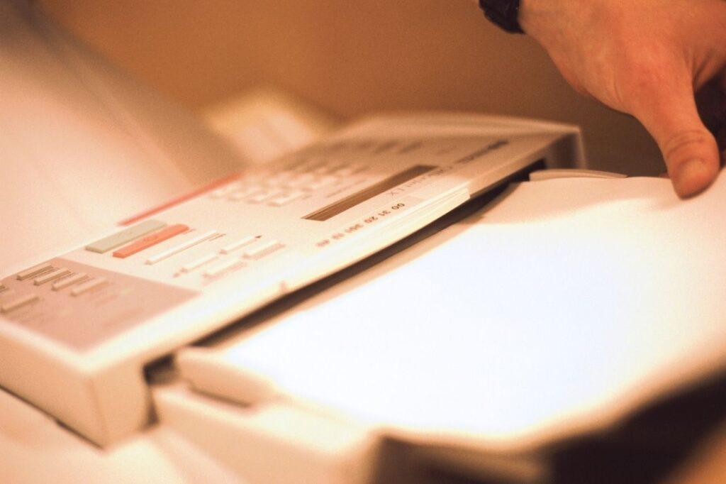 what is enterprise cloud fax service