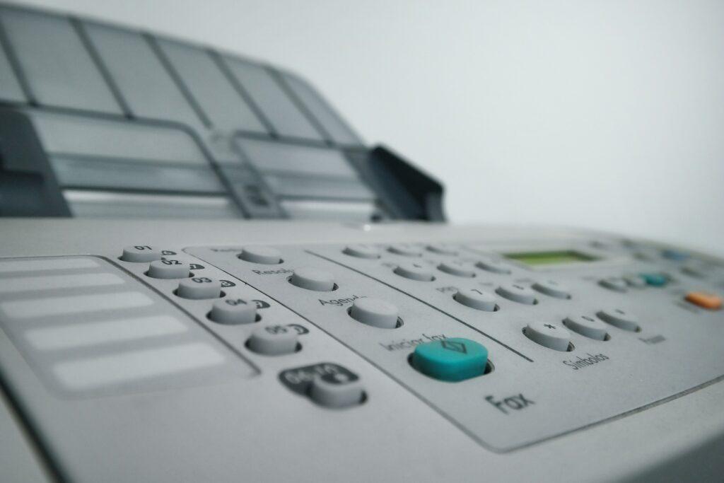 fax machine fax api