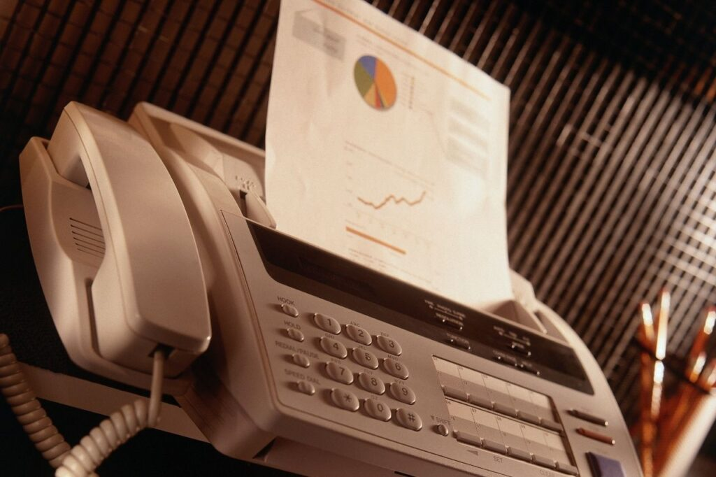 receive email fax online